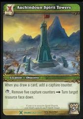 Auchindoun Spirit Towers