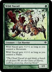 Wild Nacatl - Foil on Channel Fireball