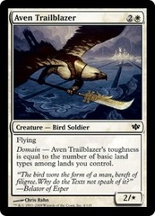 Aven Trailblazer - Foil on Channel Fireball