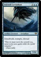 Inkwell Leviathan - Foil on Ideal808