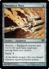 Manaforce Mace - Foil