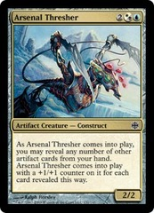 Arsenal Thresher - Foil on Channel Fireball