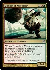 Deadshot Minotaur - Foil
