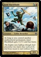 Jund Hackblade - Foil on Ideal808