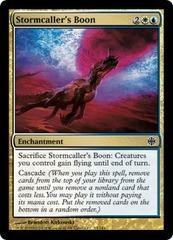 Stormcaller's Boon - Foil