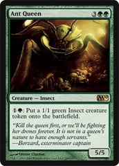 Ant Queen - Foil on Channel Fireball