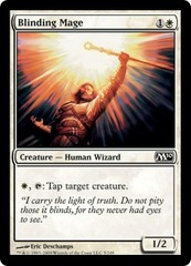 Blinding Mage - Foil on Ideal808