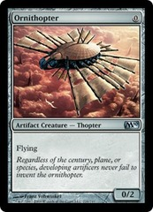 Ornithopter - Foil on Channel Fireball
