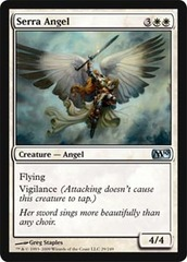 Serra Angel - Foil on Ideal808