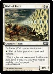 Wall of Faith - Foil