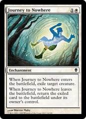 Journey to Nowhere - Foil