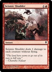 Seismic Shudder - Foil on Channel Fireball