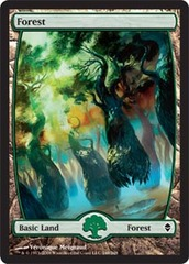 Forest (248) - Full Art - Foil on Channel Fireball