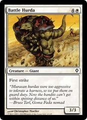 Battle Hurda - Foil