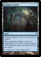 Halimar Depths - Foil on Ideal808
