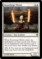 Stoneforge Mystic - Foil on Channel Fireball