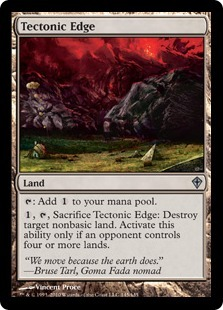 Tectonic Edge - Foil