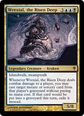 Wrexial, the Risen Deep - Foil on Channel Fireball