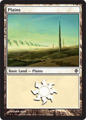 Plains (232) - Foil on Ideal808