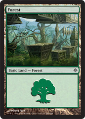 Forest (245) - Foil on Ideal808