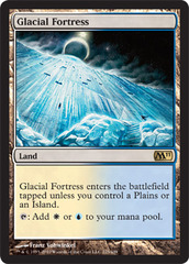 Glacial Fortress - Foil on Ideal808
