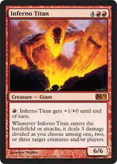 Inferno Titan - Foil on Ideal808