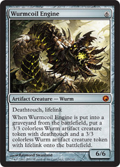 Wurmcoil Engine - Foil on Channel Fireball