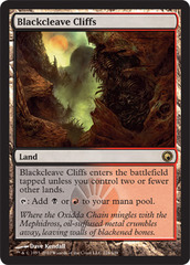 Blackcleave Cliffs - Foil