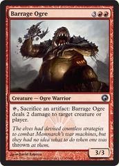 Barrage Ogre - Foil