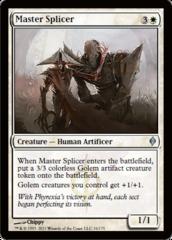 Master Splicer - Foil on Channel Fireball
