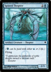 Spined Thopter - Foil