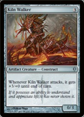 Kiln Walker - Foil