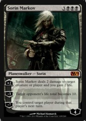 Sorin Markov - Foil on Channel Fireball