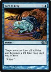 Turn to Frog - Foil