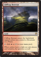 Clifftop Retreat - Foil on Channel Fireball