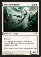 Angelic Overseer - Foil on Channel Fireball
