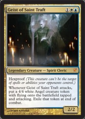 Geist of Saint Traft - Foil on Channel Fireball