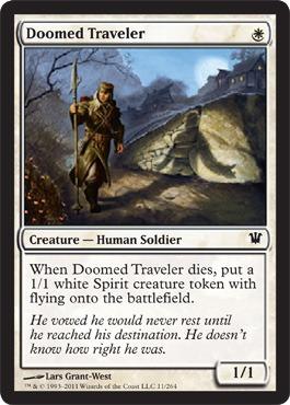 Doomed Traveler - Foil