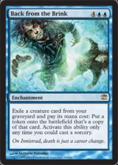 Back from the Brink - Foil