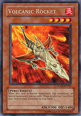 Volcanic Rocket - FOTB-EN000 - Secret Rare - Unlimited Edition