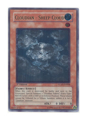 Cloudian - Sheep Cloud - GLAS-EN008 - Ultimate Rare - Unlimited Edition on Channel Fireball