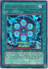 Dangerous Machine Type-6 - LODT-EN096 - Ultra Rare - Unlimited Edition