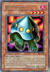 UFO Turtle - MRL-081 - Rare - Unlimited Edition
