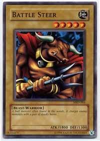 Battle Steer - MRD-064 - Common - Unlimited Edition