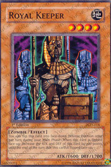 Royal Keeper - PGD-018 - Common - Unlimited Edition