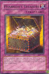 Pharaoh's Treasure - PGD-052 - Rare - Unlimited Edition
