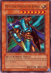 Mystical Knight of Jackal - PGD-069 - Ultra Rare - Unlimited Edition
