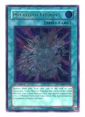Overload Fusion - Ultimate - POTD-EN042 - Ultimate Rare - Unlimited