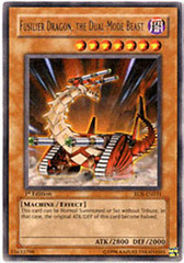 Fusilier Dragon, the Dual-Mode Beast - RDS-EN031 - Rare - Unlimited Edition