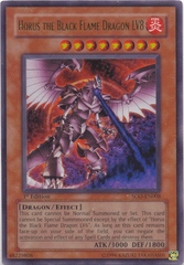 Horus the Black Flame Dragon LV8 - SOD-EN008 - Unlimited on Ideal808